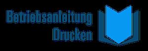 Betriebsanleitung Drucken